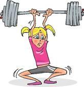 girl lift